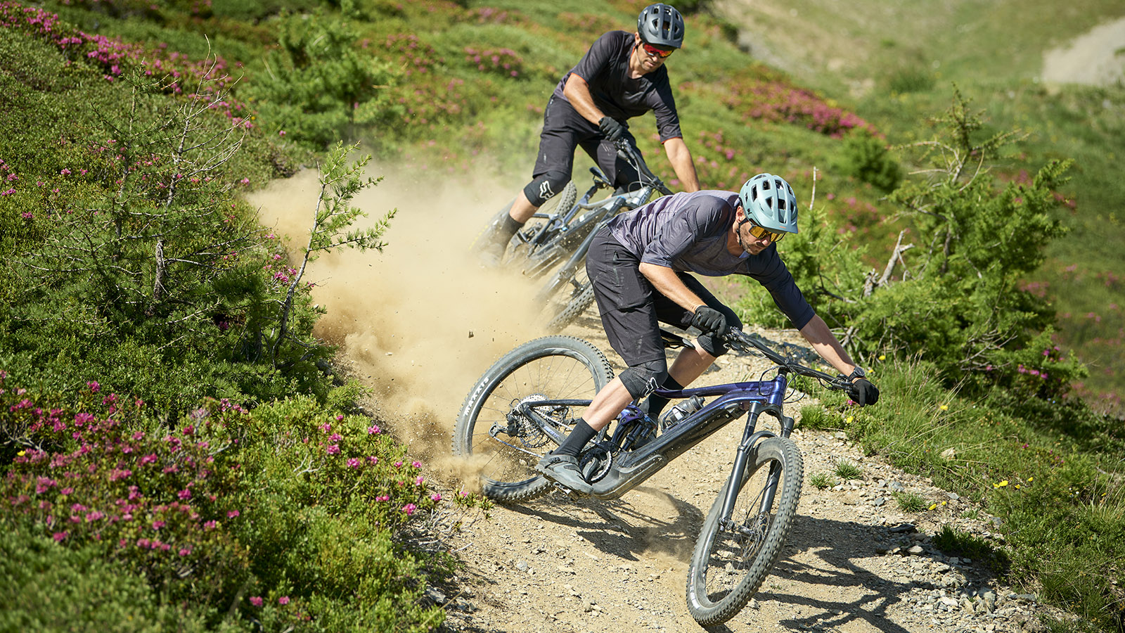 Get rowdy on Giant's new Trance X E+ Pro 29