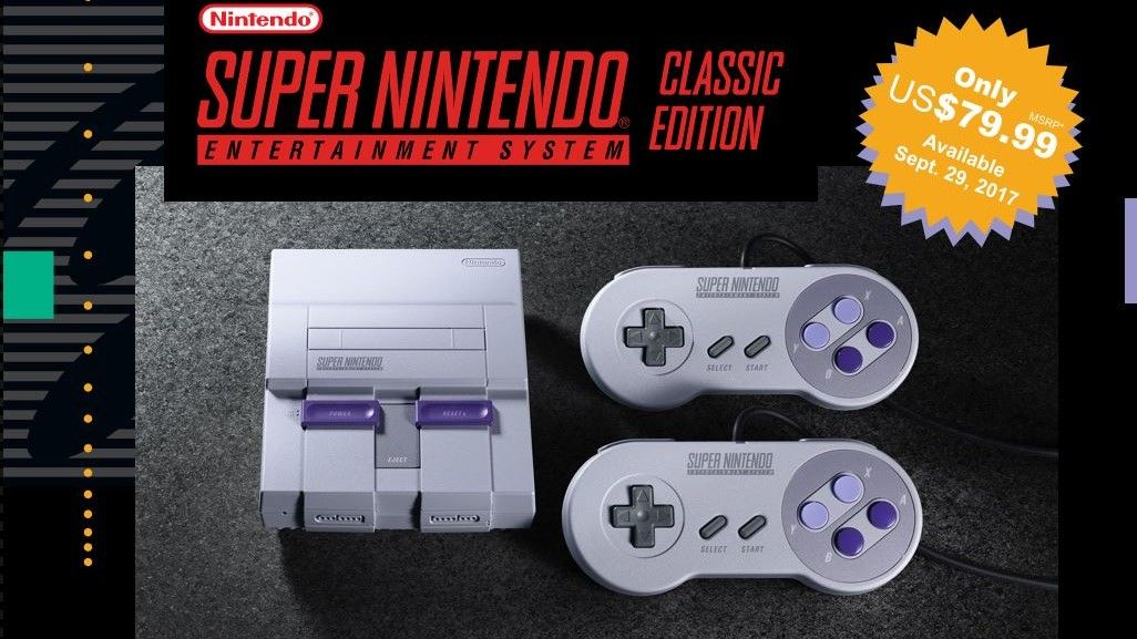 SNES Mini Classic isn't an Amazon Prime Day deal, but this better version is on sale