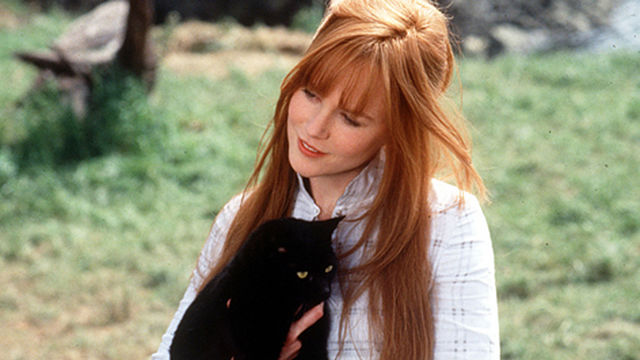 A still from the movie Practical Magic