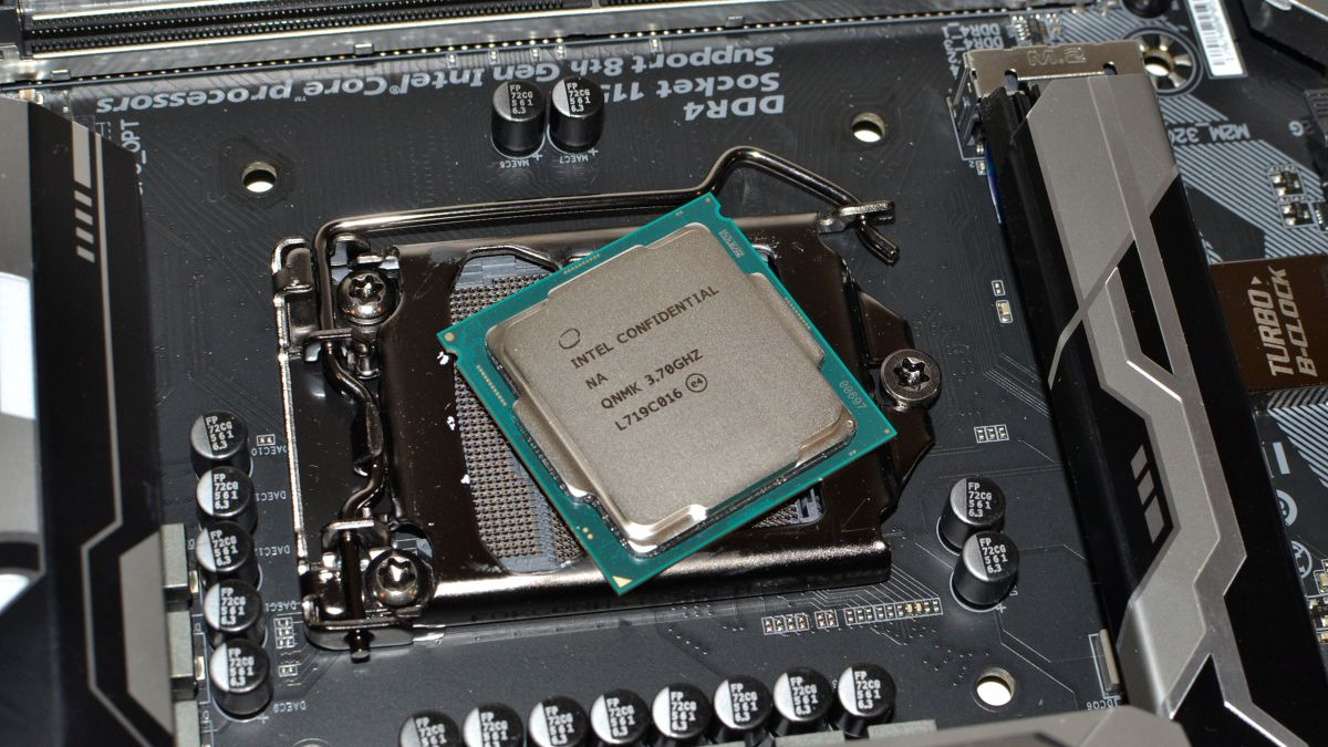 intel 39 s flagship core i7 8700k coffee lake processors are in short supply pc gamer. Black Bedroom Furniture Sets. Home Design Ideas