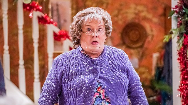 How to watch Mrs Brown's Boys Christmas Special online for free from UK or abroad