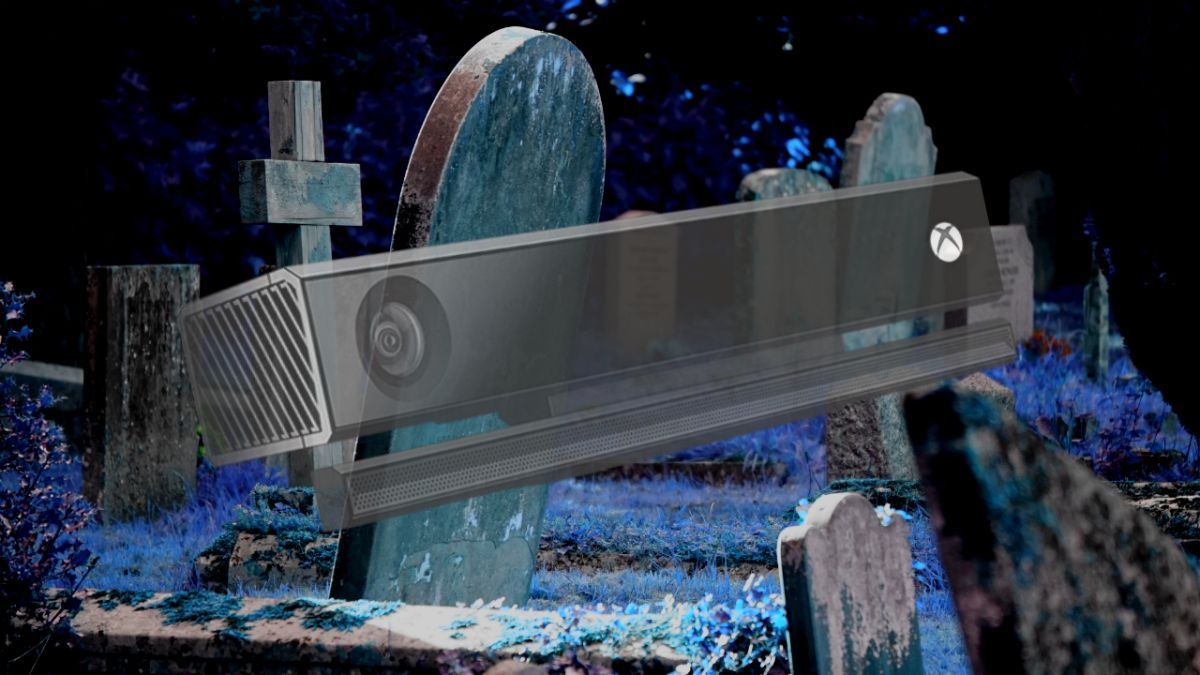 Kinect died a while ago; now Microsoft is ripping out the life support tube