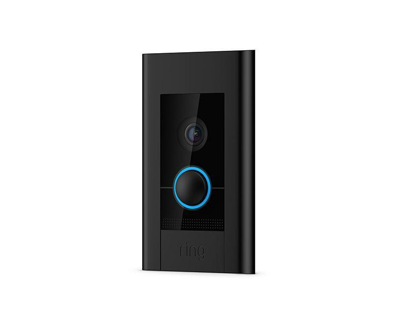 The Ring Video Doorbell Elite