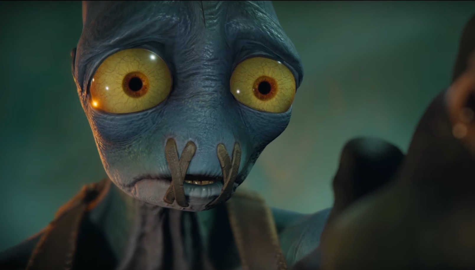 Abe finds his voice in a new Oddworld: Soulstorm trailer