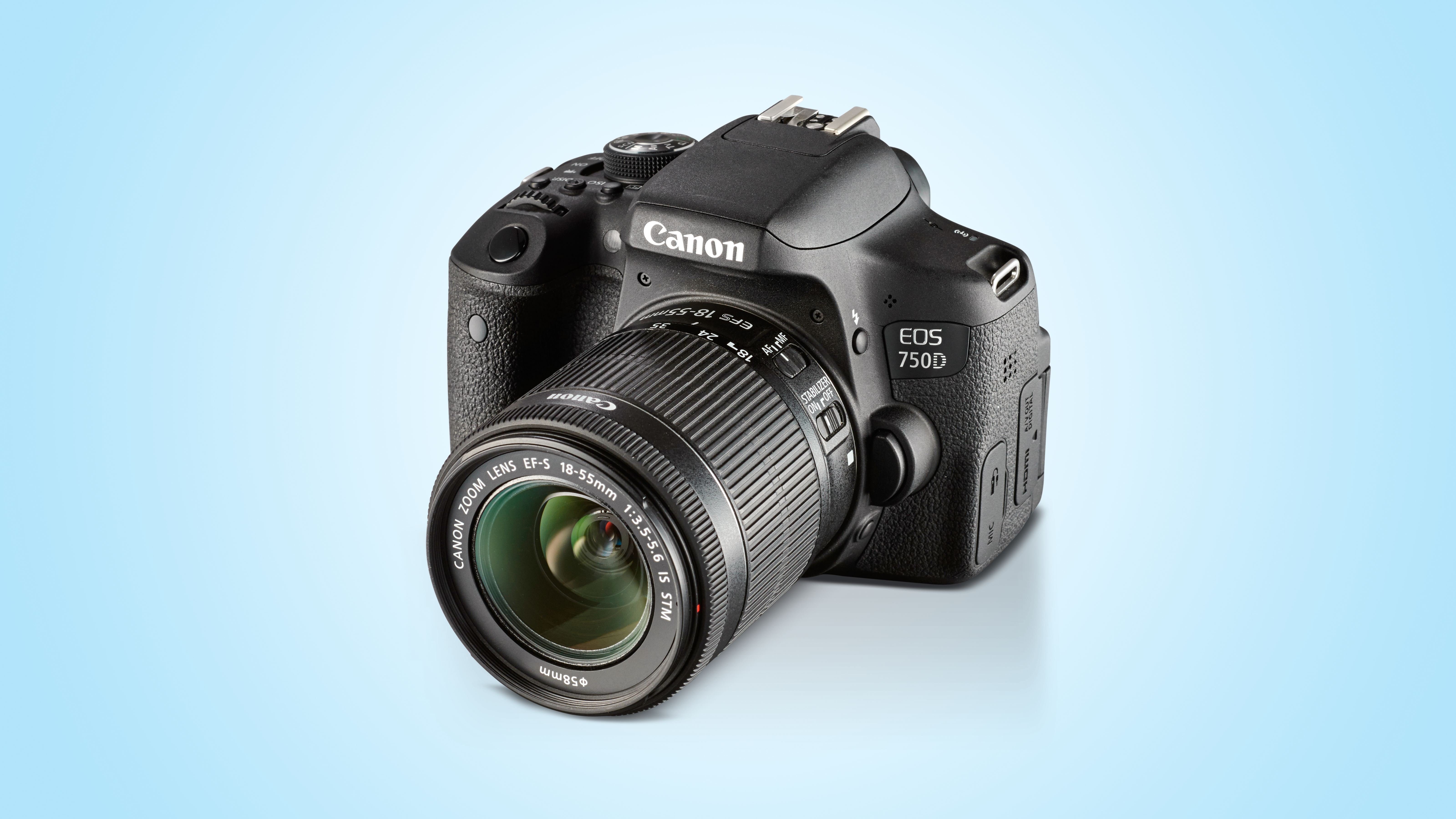 Canon EOS Rebel T6i / EOS 750D