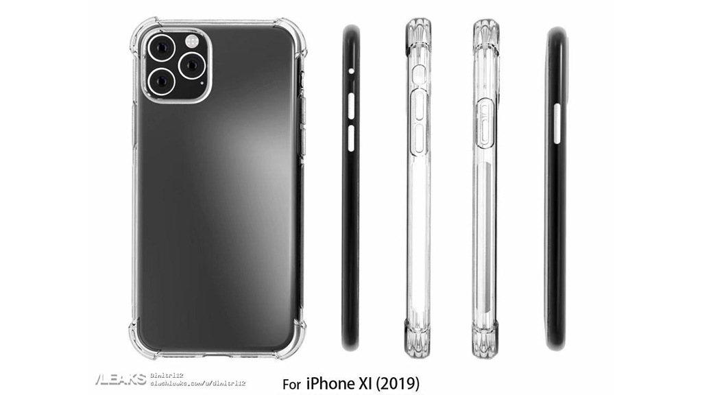 iPhone 11's ugly camera design seems certain after two new case-render leaks HksfnB7y677N26UwVyS8