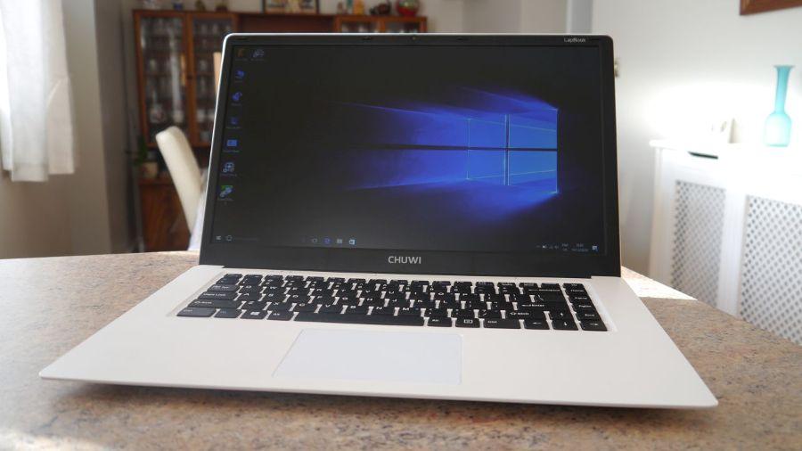 Chuwi LapBook hands on review | TechRadar