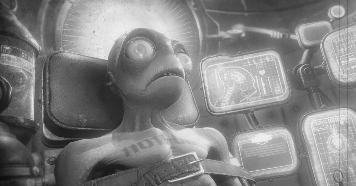 Soulstorm is darker, more sinister and goes places other games haven't, says Oddworld Inhabitants