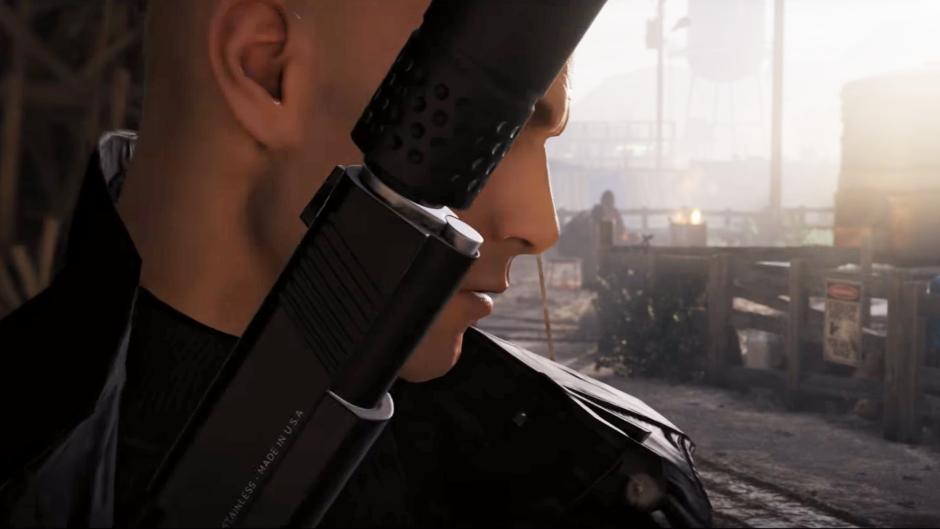 Hitman's Colorado militia compound is open now, watch the manhunt begin   GamesRadar