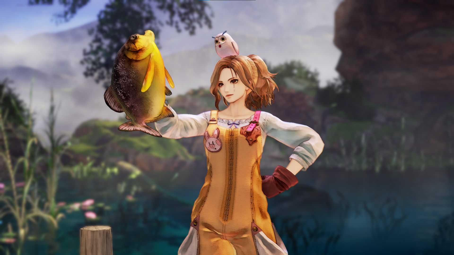 Tales of Arise fishing guide