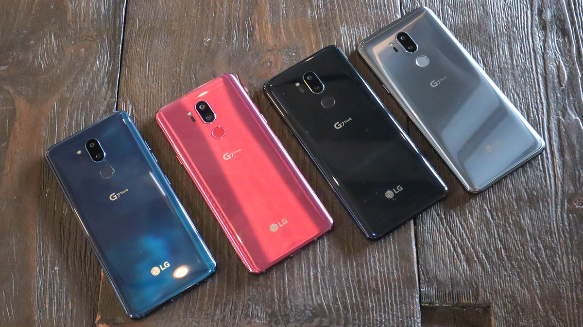 LG G8 ThinQ front-camera set to rival Apple's Face ID