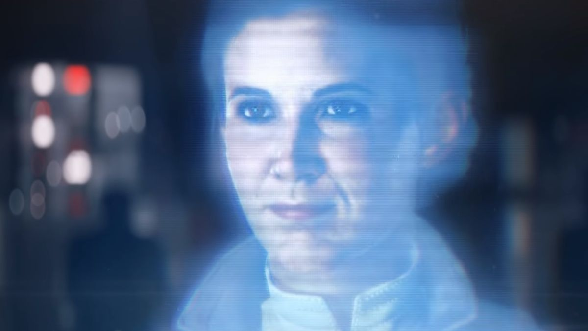 The Star Wars Battlefront 2 single-player trailer teases cameos from Luke, Leia, and Kylo