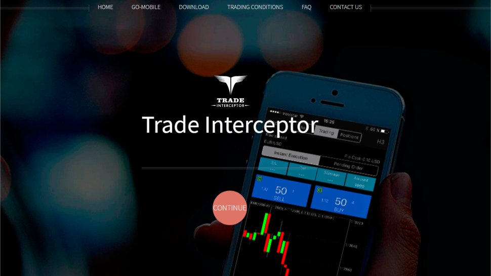 Trade Interceptor - A good option for forex analysis