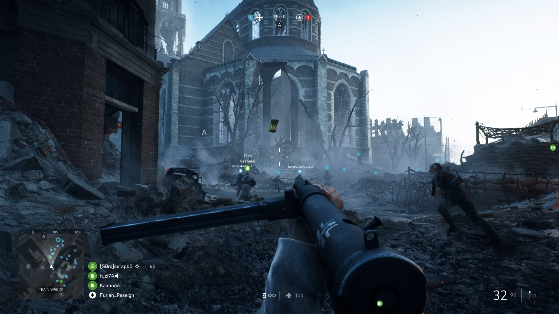 Battlefield review: improved incomplete multiplayer J39vRWfsXH5otnaQXifF