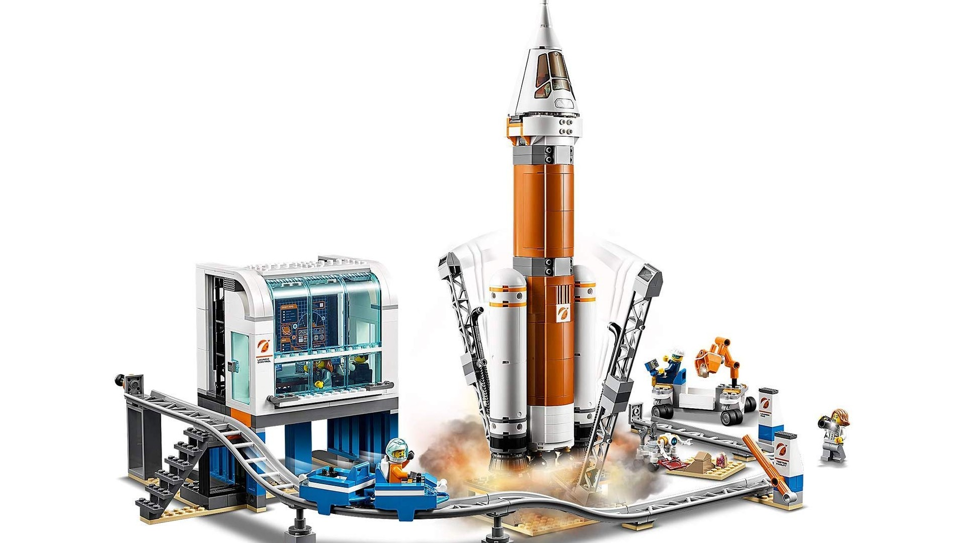 Best Lego City sets: Deep Space Rocket Launcher