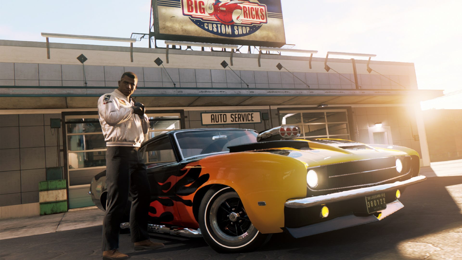 Mafia Adds Free Racing And Car Customisation Dlc Pc Gamer