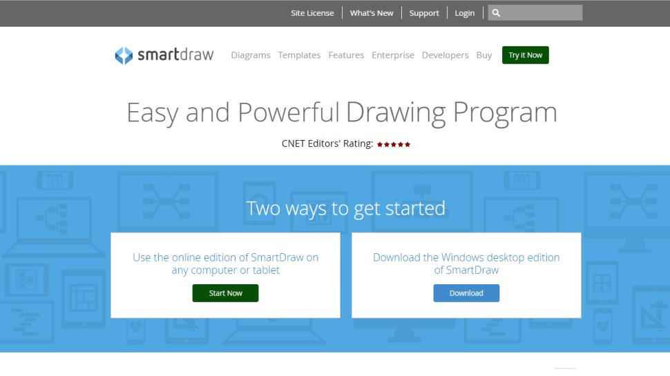 SmartDraw - the popular choice for big business