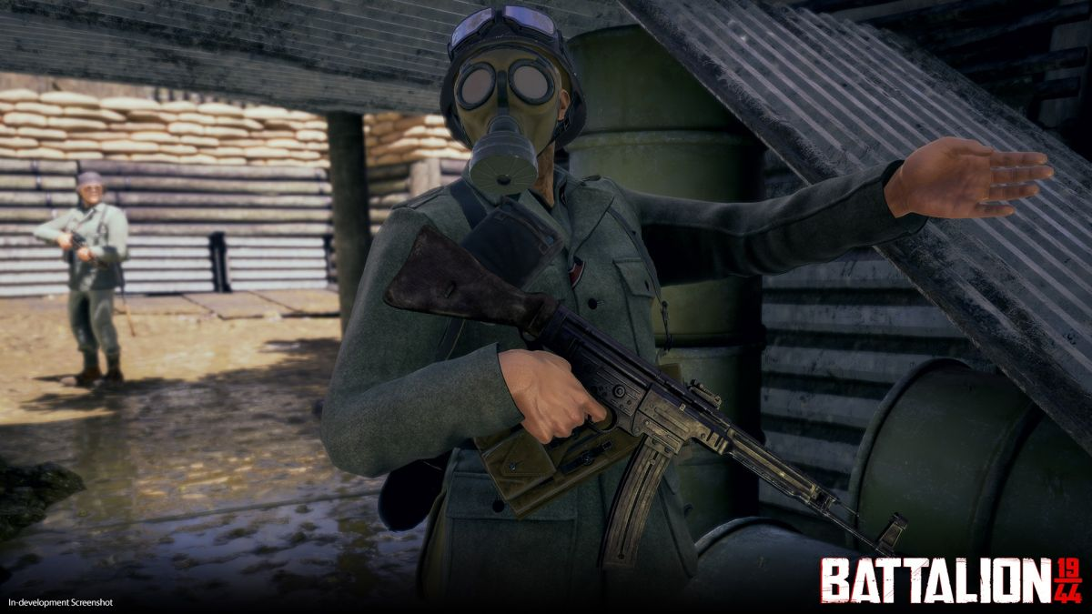WW2 FPS Battalion 1944 gets a behind-the-scenes trailer