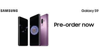 Pre order a Samsung Galaxy S9 deal now to get it on Friday March 16