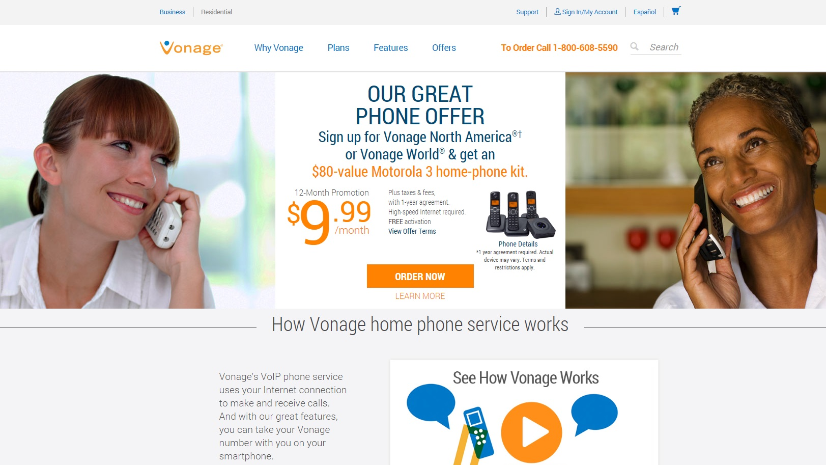 Vonage Residential