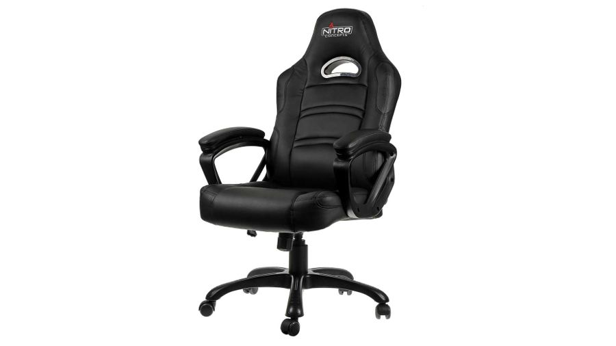 this gaming chair for under 100 is the most comfortable black friday deal around techradar. Black Bedroom Furniture Sets. Home Design Ideas