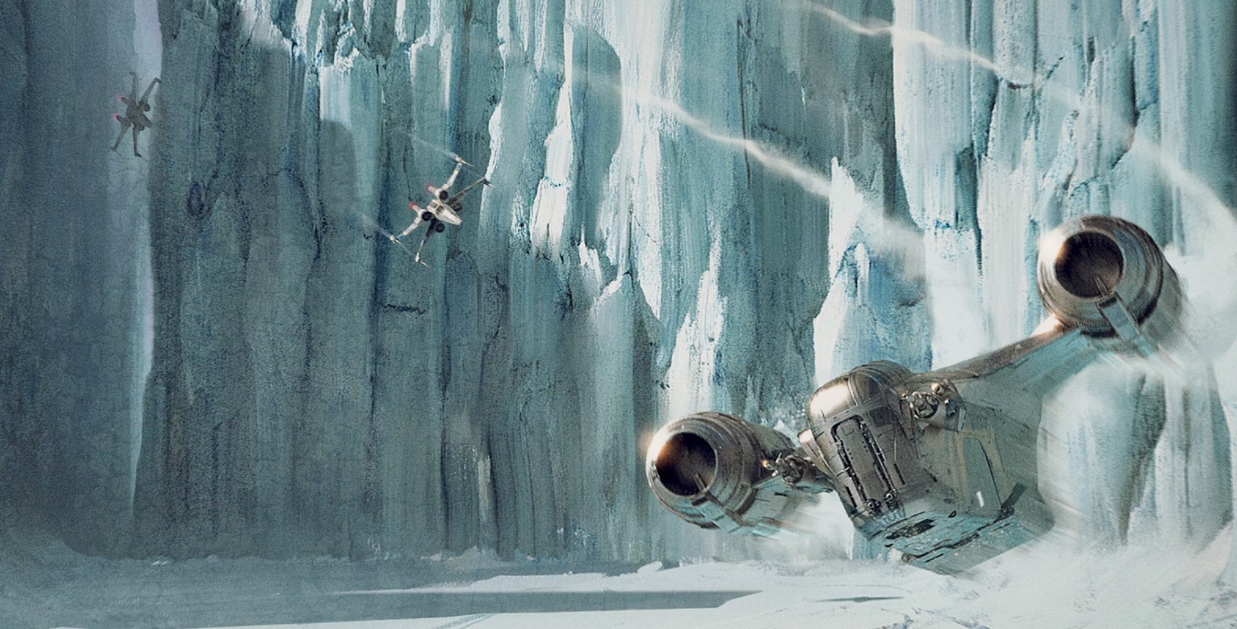 'The Mandalorian' struggles with ice cavern-dwelling, carnivore, space spiders