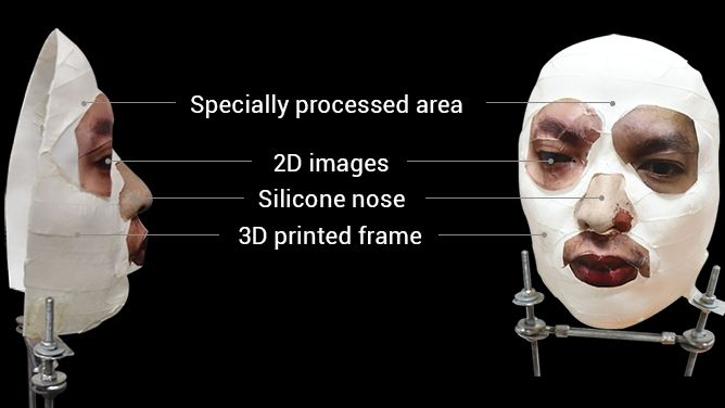 Researchers are claiming a cheap mask can fool iPhone X Face ID