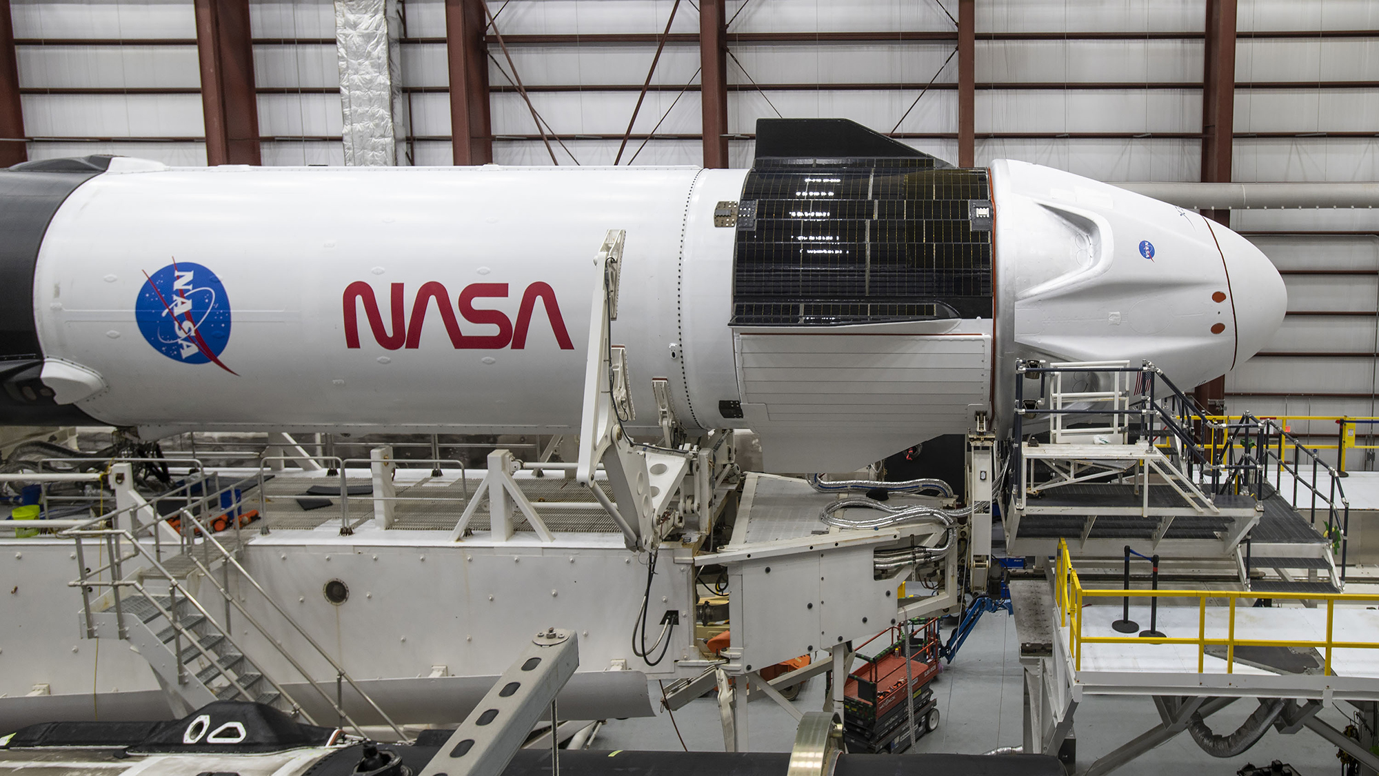 SpaceX, NASA delay Crew-1 astronaut launch to Sunday