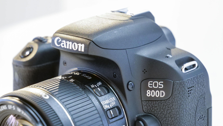 Canon EOS Rebel T7i / EOS 800D review - Pixel