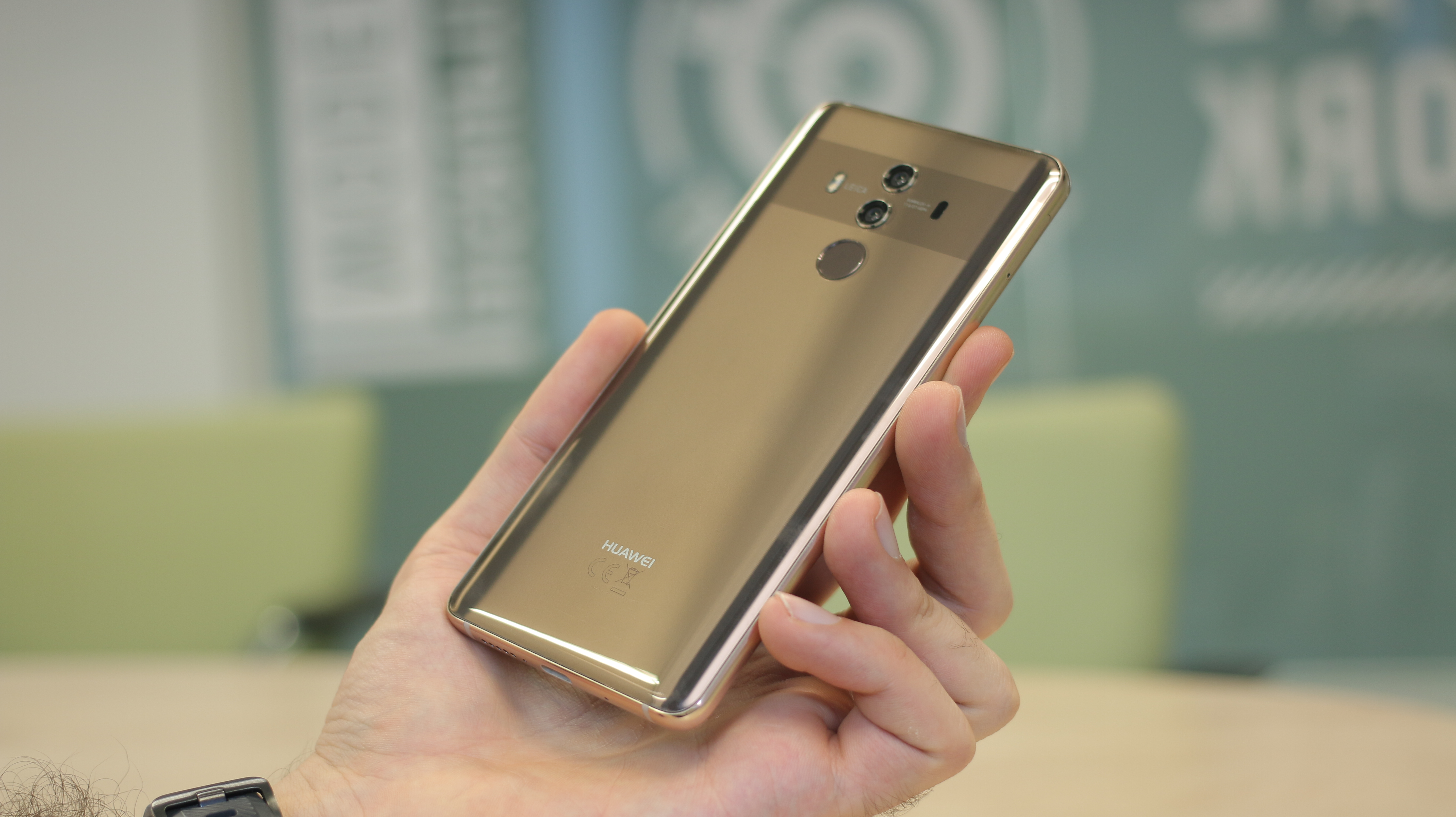 Huawei Mate 10 Pro release date, news and features - 2017