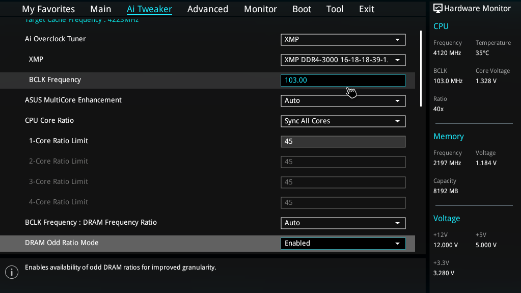 Auto overclocking results for ASUS's Z170 Deluxe were just 100 Mhz off hand-tuned settings