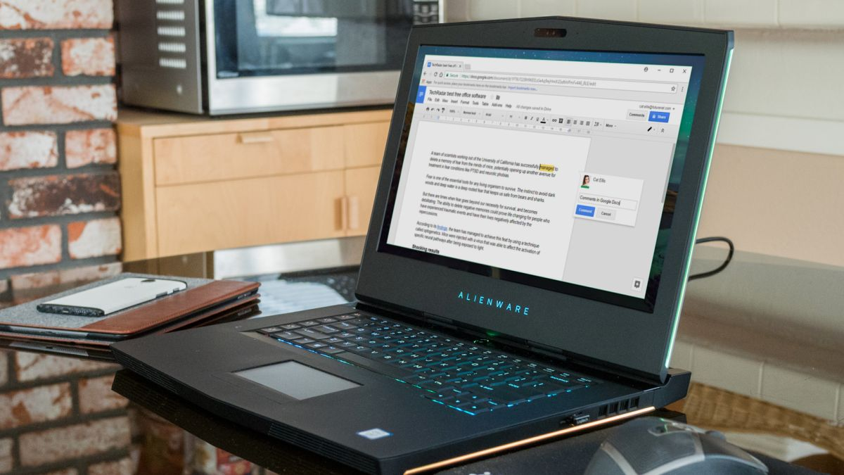 The Best Free Office Software Of 2018 Techradar