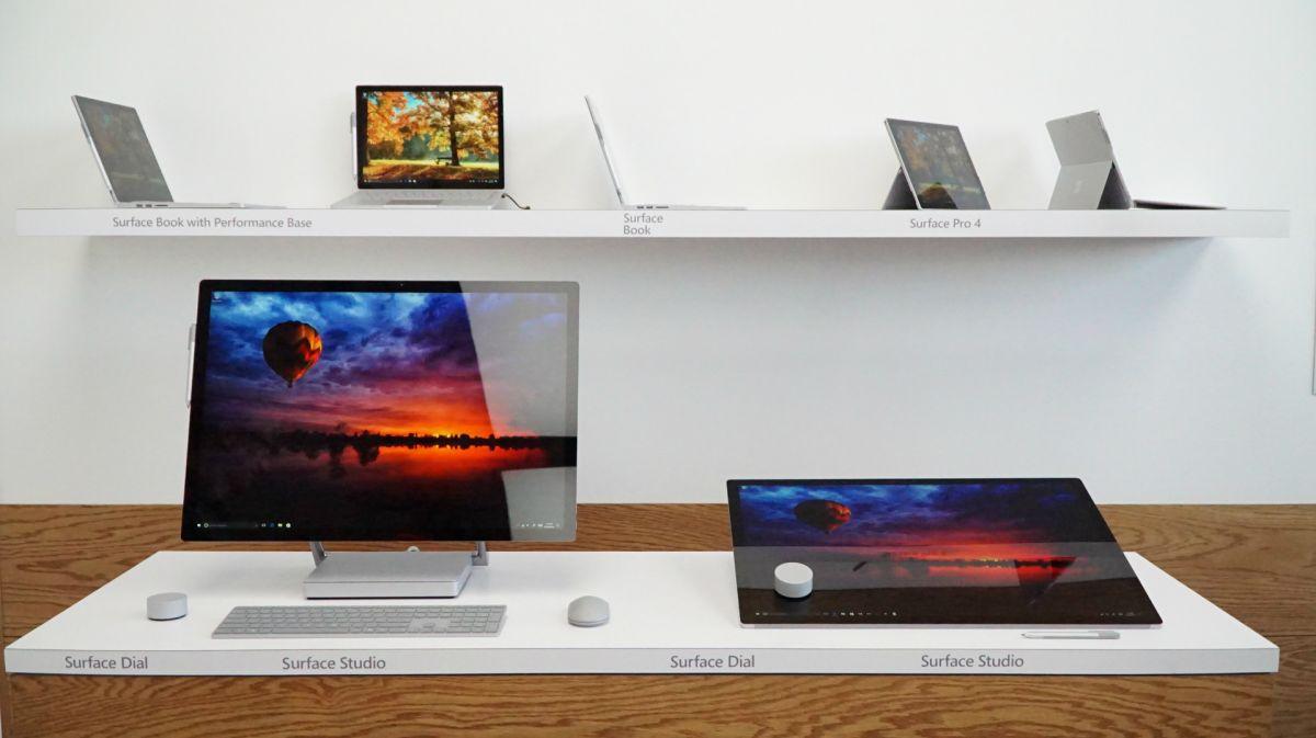 microsoft surface studio review techradar. Black Bedroom Furniture Sets. Home Design Ideas