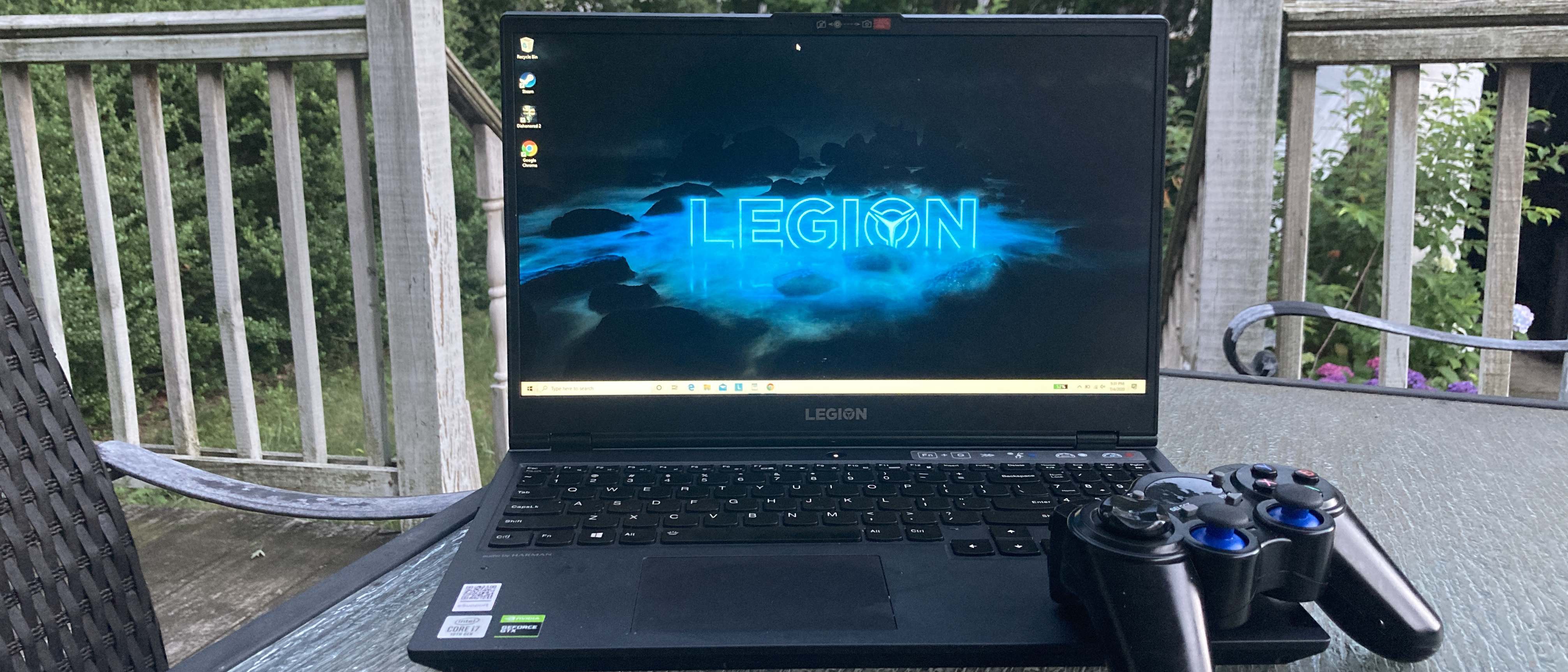 Lenovo Legion 5i 15 Inch Review Laptop Mag