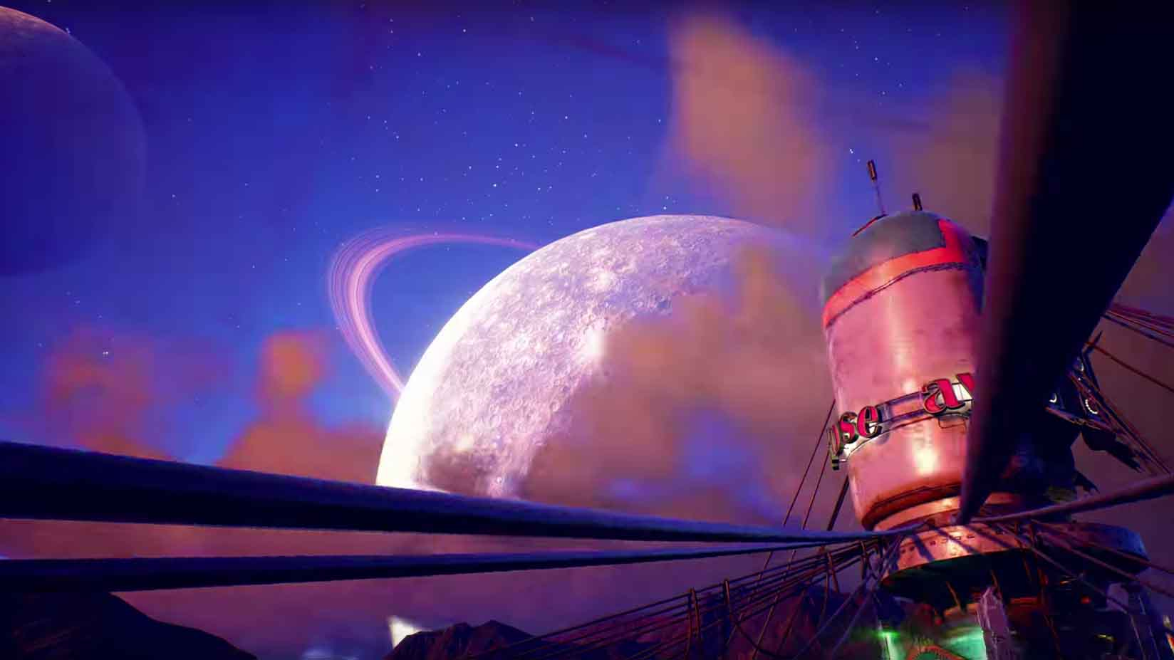 Obsidian The Outer Worlds space RPG
