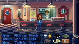 "Thimbleweed Park review: ""An absurd, oftentimes hilarious, sometimes frustrating love letter to a bygone era"""