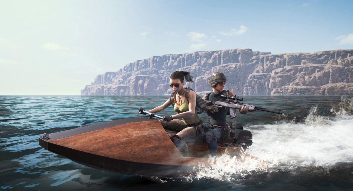 PlayerUnknown's Battlegrounds confirms Aquarail jet ski, R45 six-shot revolver