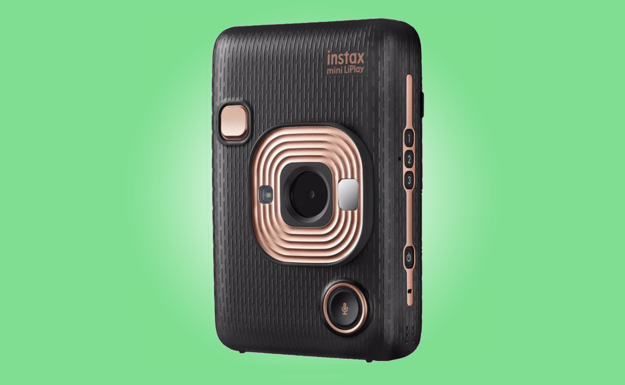 ▷ Fujifilm Instax mini LiPlay confirmado 1
