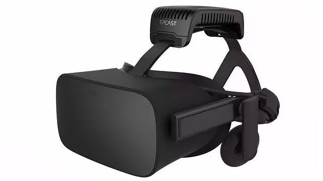 Oculus Rift goes wireless with TPCast add-on module