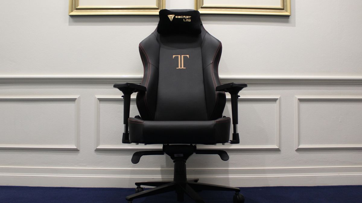 Secretlab Titan Gaming Chair Review Techradar