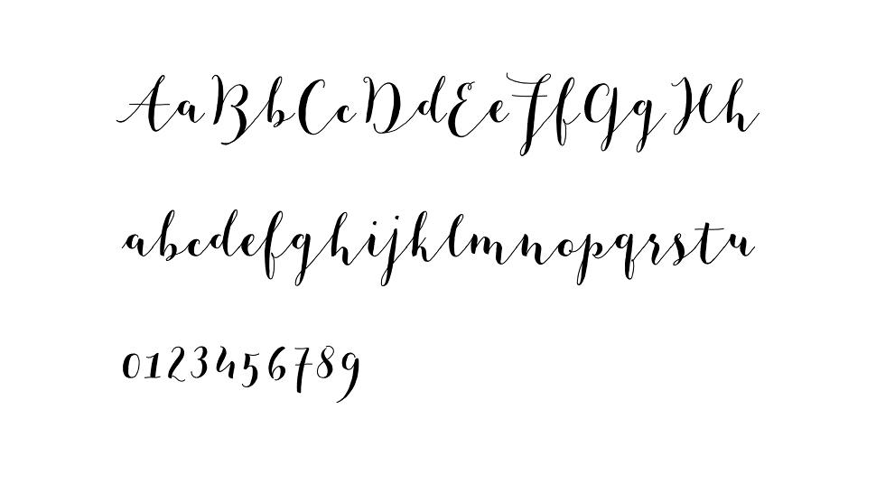 Mila Script Pro Font