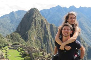 Ben Johnson left Australia and wound up in Peru to save money making his eight year passion project