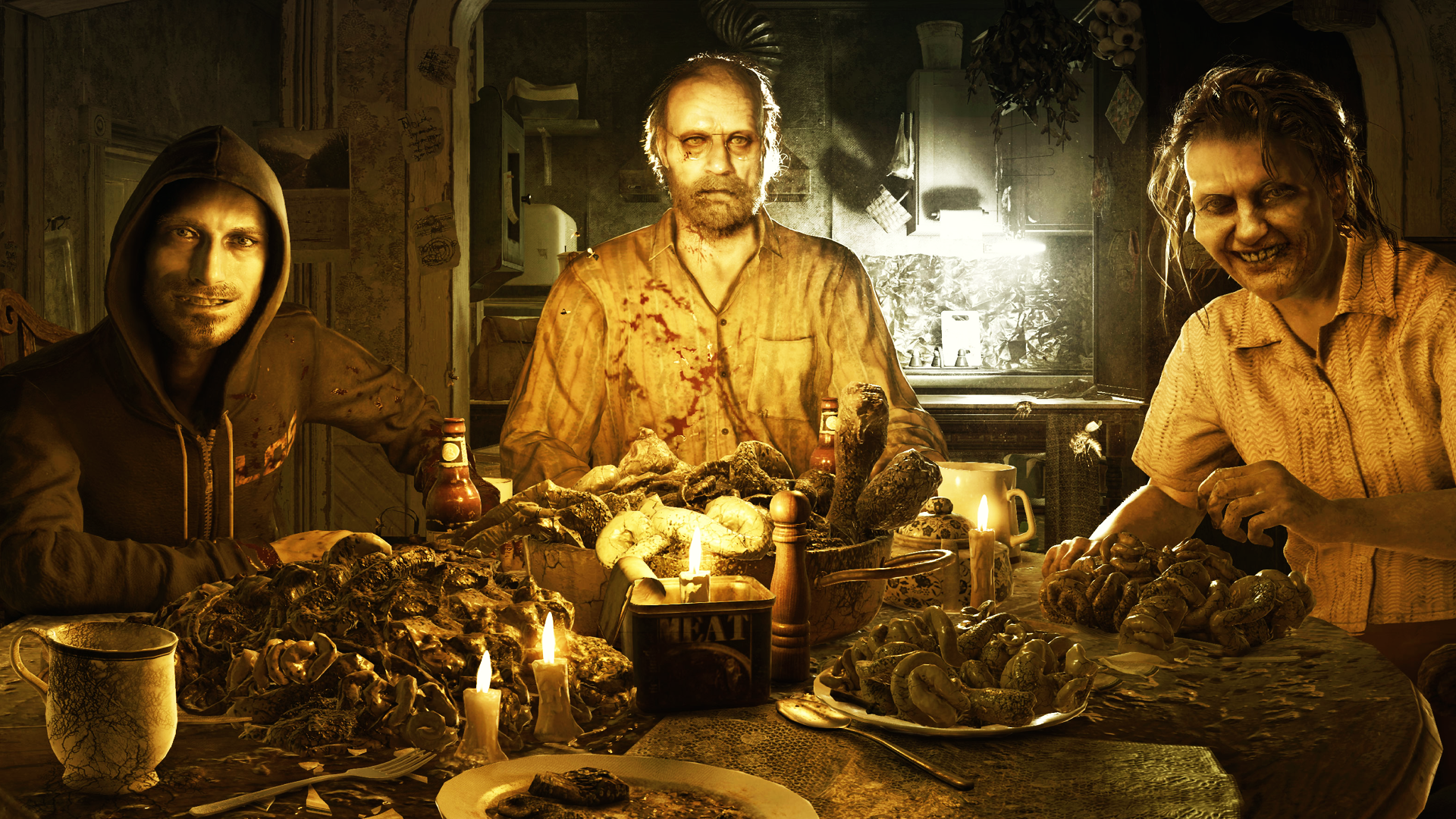 Resident Evil 7 Why Jack Baker Is The Scariest Enemy In The Game