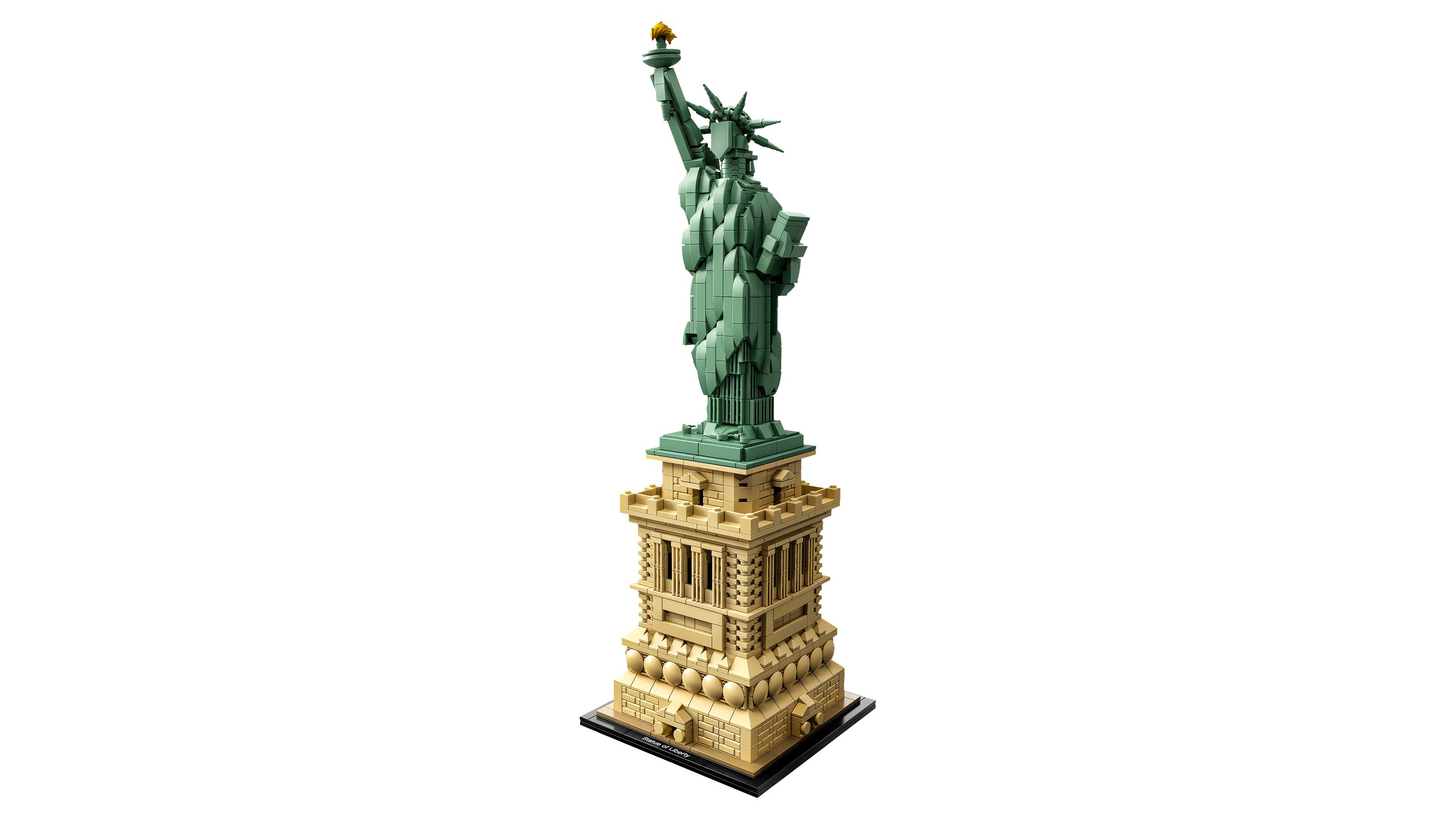 Best Lego Architecture sets: Statue of Liberty