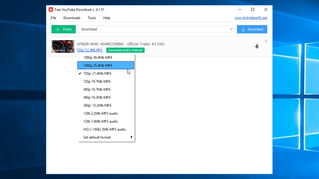 The best free HD YouTube downloader 2017 - Tech News Log
