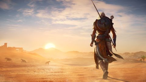 Assassin's Creed: Origins Includes Largest Land Mass of Series