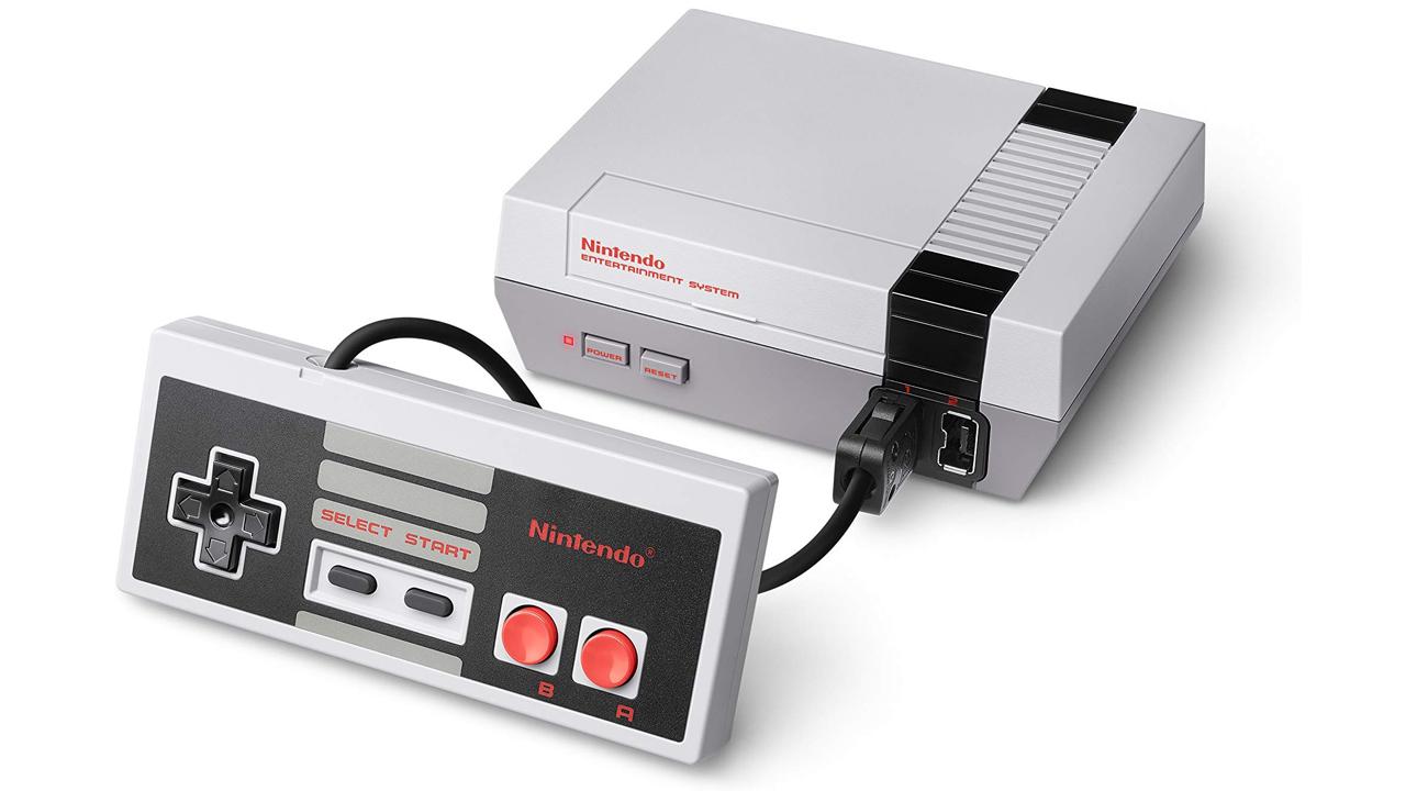 Best retro gaming console: Nes Classic