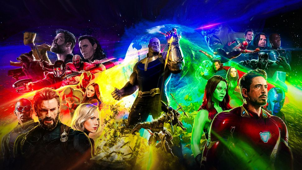 Avengers: Infinity War - Official Movie Soundtrack #1