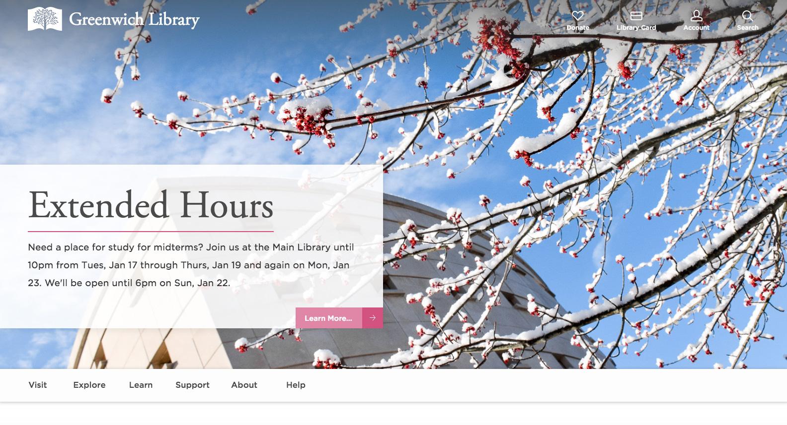 """Attēlu rezultāti vaicājumam """"Greenwich Library creativebloq.com"""""""
