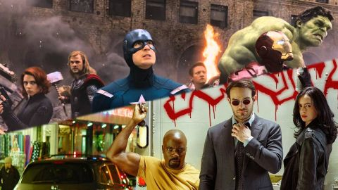 Stan Lee Narrates New Trailer for 'Marvel's The Defenders'